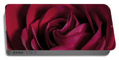 The Rose Portable Battery Charger by James Roemmling