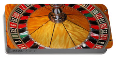 The Roulette Wheel Portable Battery Charger
