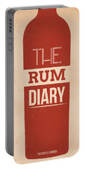 The Rum Diary Portable Battery Charger