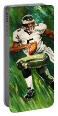The Scambling Quarterback Portable Battery Charger