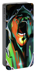 The Scream - Pink Floyd Portable Battery Charger