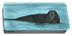 The Seal Portable Battery Charger by Tracey Williams