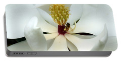 The Southern Magnolia Portable Battery Charger by Kim Pate