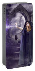 The Spell Is Cast Portable Battery Charger