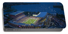 Husky Stadium And The Lake Portable Battery Charger