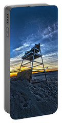 The Stand At Sunset Portable Battery Charger