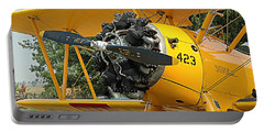The Stearman By Boeing Portable Battery Charger
