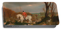 The Suffolk Hunt Portable Battery Charger