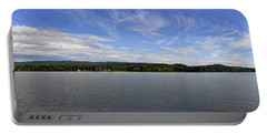Portable Battery Charger featuring the photograph The Tennessee River In Alabama by Verana Stark