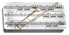 The Trombone Portable Battery Charger by Ron Davidson