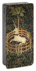 The Unicorn In Captivity Portable Battery Charger