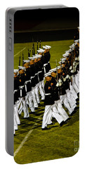 The United States Marine Corps Silent Drill Platoon Portable Battery Charger