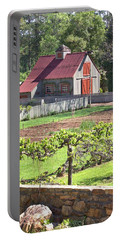 The Vineyard Barn Portable Battery Charger