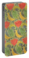 The Voysey Birds Portable Battery Charger