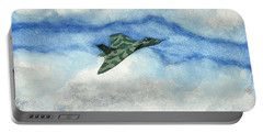 The Vulcan Bomber Portable Battery Charger by John Williams