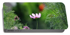 Portable Battery Charger featuring the photograph The Warmth Of Summer by Thomas Woolworth
