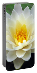 Portable Battery Charger featuring the photograph The Water Lilies Collection - 03 by Pamela Critchlow