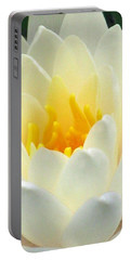 Portable Battery Charger featuring the photograph The Water Lilies Collection - 10 by Pamela Critchlow
