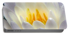 Portable Battery Charger featuring the photograph The Water Lilies Collection - 11 by Pamela Critchlow