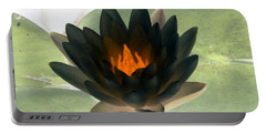 Portable Battery Charger featuring the photograph The Water Lilies Collection - Photopower 1037 by Pamela Critchlow
