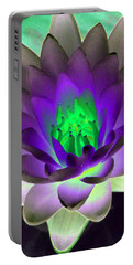 Portable Battery Charger featuring the photograph The Water Lilies Collection - Photopower 1115 by Pamela Critchlow