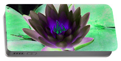 Portable Battery Charger featuring the photograph The Water Lilies Collection - Photopower 1116 by Pamela Critchlow