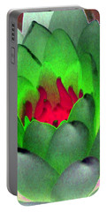 Portable Battery Charger featuring the photograph The Water Lilies Collection - Photopower 1122 by Pamela Critchlow