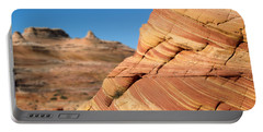 'the Wave' North Coyote Buttes 13 Portable Battery Charger
