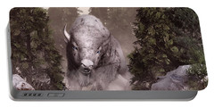 The White Buffalo Portable Battery Charger