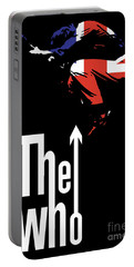 The Who No.01 Portable Battery Charger