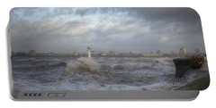 The Wild Mersey 2 Portable Battery Charger by Spikey Mouse Photography