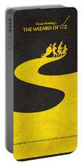 The Wizard Of Oz Portable Battery Charger