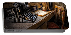 The Writer's Desk Portable Battery Charger