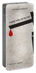 There Will Be Blood Portable Battery Charger