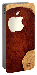 Think Different Tribute To Steve Jobs Portable Battery Charger by Georgeta  Blanaru