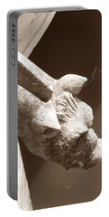 Thirsty Gargoyle - Sepia Portable Battery Charger