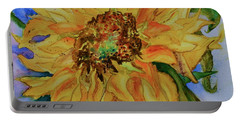 This Here Sunflower Portable Battery Charger