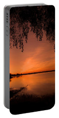 Portable Battery Charger featuring the photograph This Is A New Day ... by Juergen Weiss