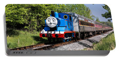 Thomas Visits The Cvnp Portable Battery Charger