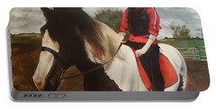 Thompsons Horse Portable Battery Charger