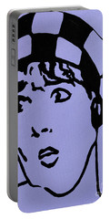Thoroughly Modern Millie Portable Battery Charger by Alys Caviness-Gober