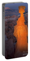 Thors Hammer Sunset Point Bryce Canyon National Park Portable Battery Charger