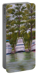 Three Boats Portable Battery Charger