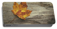 Maple Leaf Art Portable Battery Chargers