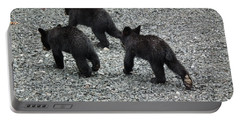 Three Little Bears In Step Portable Battery Charger