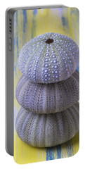 Three Sea Urchins Portable Battery Charger