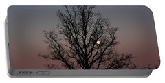 Through The Boughs Landscape Portable Battery Charger by Dan Stone