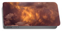Thunder Clouds Portable Battery Charger