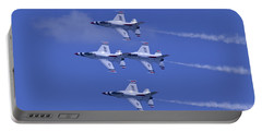 Thunderbirds Diamond Formation Topsides Portable Battery Charger