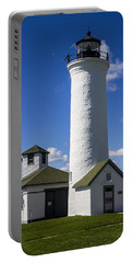 Tibbetts Point Lighthouse Portable Battery Charger